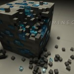 Minecraft Bloque de diamante